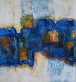 Geheimnis in Blau 70x75